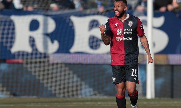 Cagliari-Crotone 4-2: il tabellino