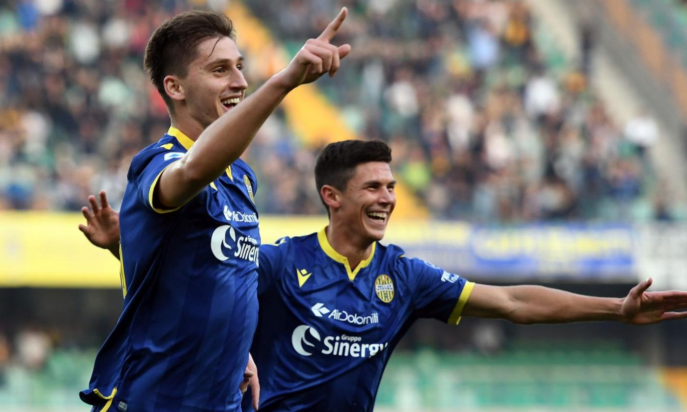 Inter and Napoli to fight for exciting Hellas Verona defender: the ...