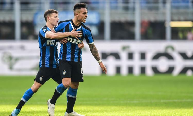 L'Inter si fa sempre rimontare, Lautaro perde la testa: così Conte non può sperare di raggiungere la Juve