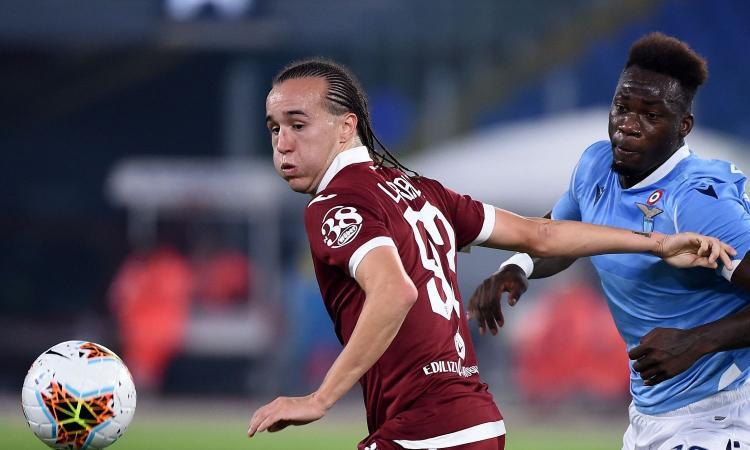 Milan, tre squadre su Laxalt: l'agente in sede, le ultime