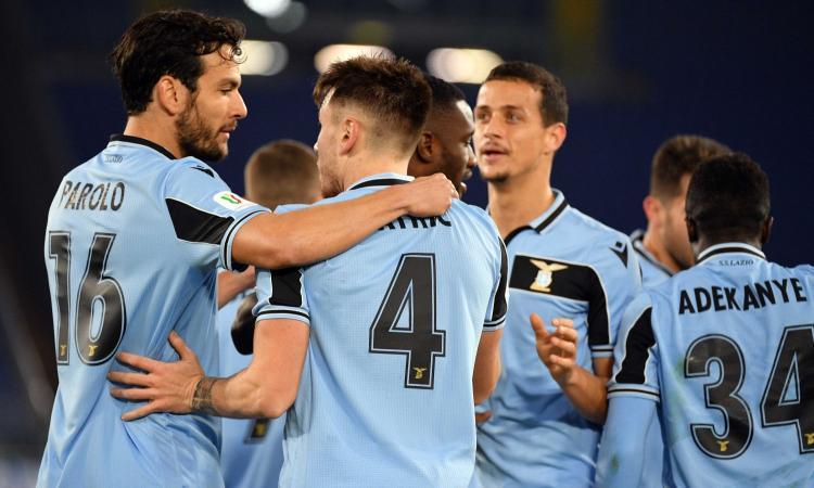 Coppa Italia: la Lazio passeggia 4-0 con la Cremonese, 23 gol in 24 partite per Immobile. Ora c'è il Napoli