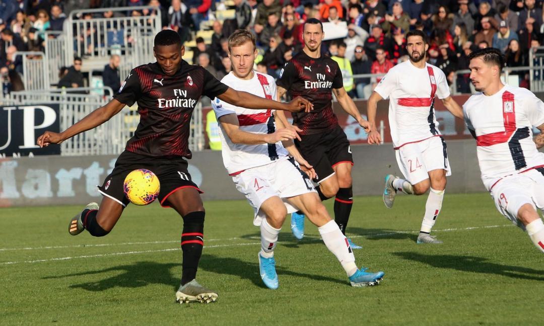 I rossoneri ignorano il caos e passano bene a Cagliari