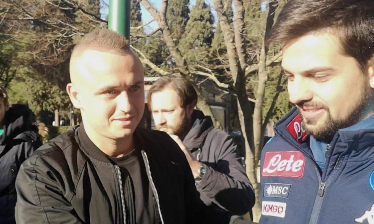 Napoli: Lobotka ha scelto il numero di maglia