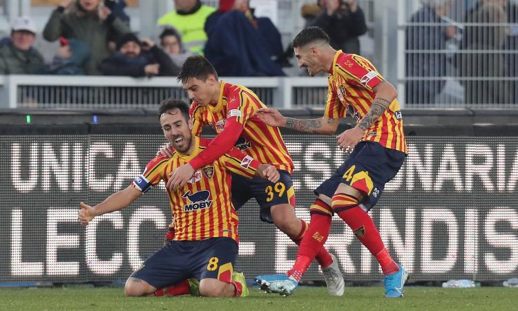Lecce-Entella 0-0: il tabellino