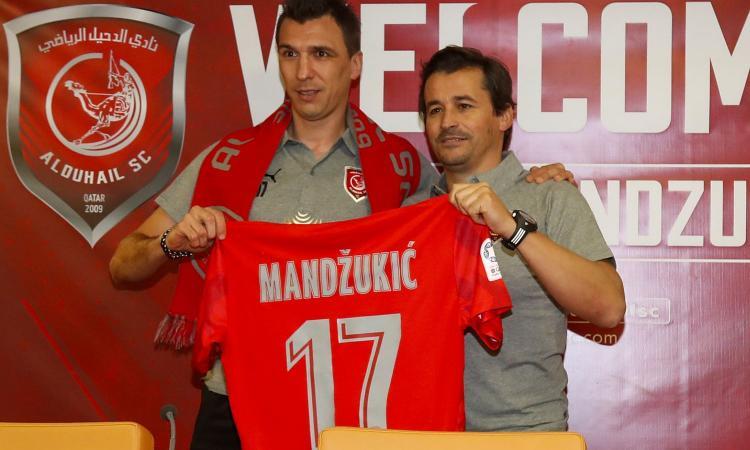 Juve, primo gol di Mandzukic in Qatar