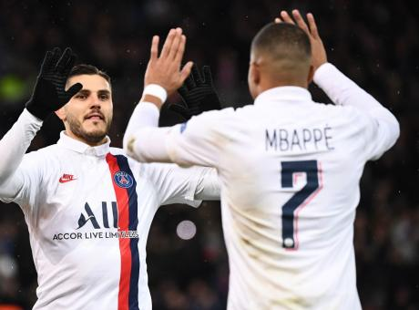 PSG, Tuchel: 'A Mbappé piace giocare con Icardi, sembra quello del Monaco' VIDEO
