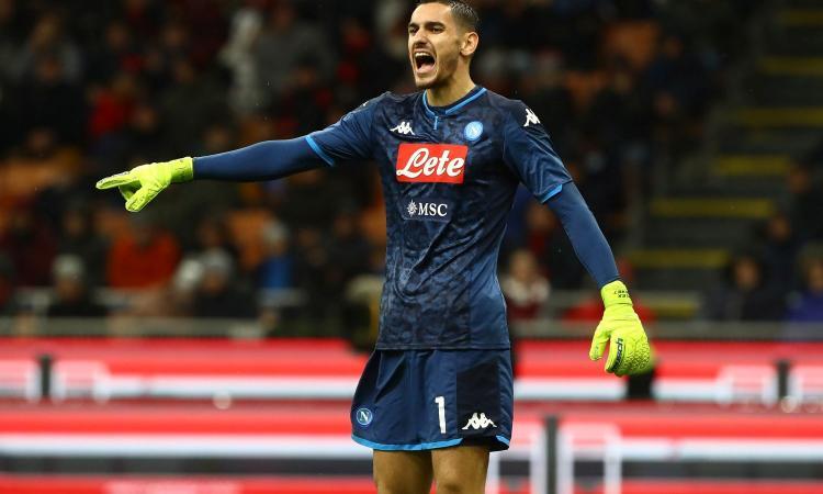Napoli, Meret salta la sfida contro la Lazio: al suo posto convocato Idasiak!
