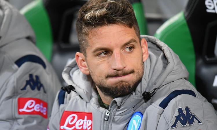 Napoli, Mertens torna contro la Juve: spiragli per il rinnovo