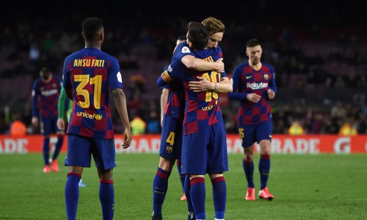 Juve e Barcellona, affari per luglio: due giocatori nei discorsi coi bianconeri