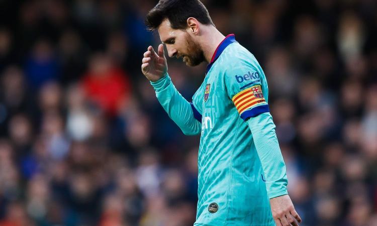 Barcellona nei guai, Messi è solo: Napoli, peccato manchi tanto alla Champions...