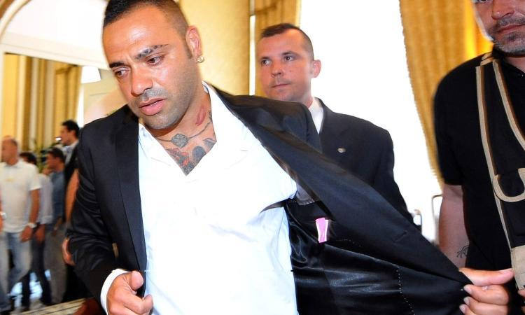 Miccoli nei guai: condannato a 3 anni e 6 mesi di reclusione per estorsione aggravata da metodo mafioso