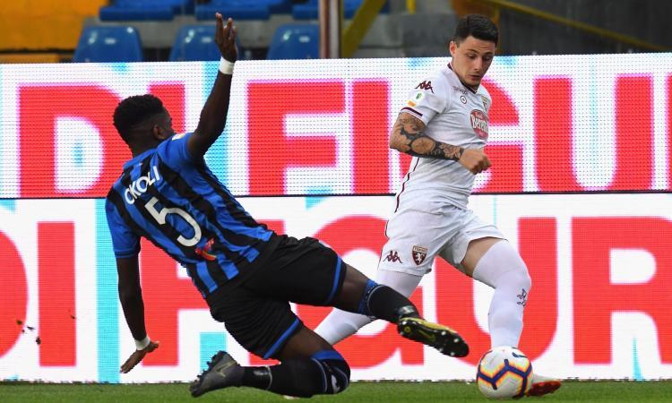Torino: due giocatori si allenano ancora a parte