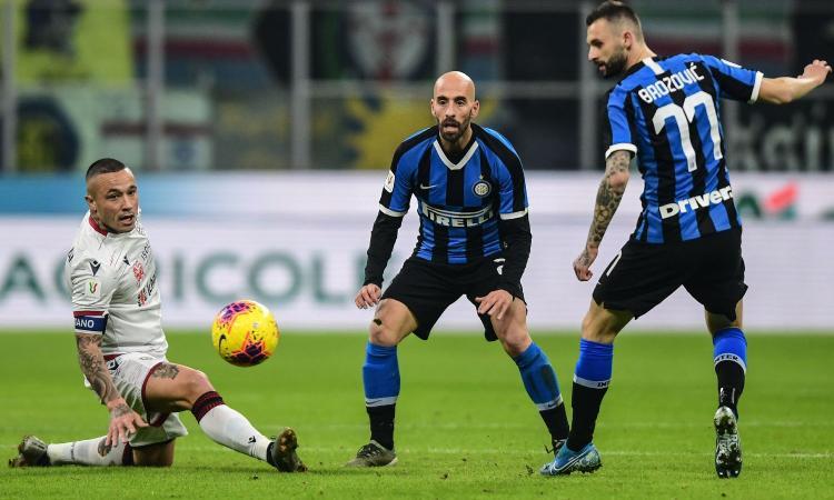 Inter-Cagliari 4-1, il tabellino
