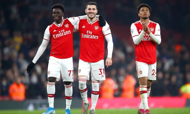 Arsenal, un giovane può andare in Grecia