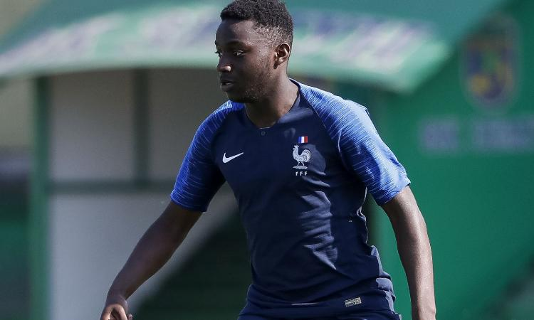 La Juve piazza un altro colpo giovane: in pugno il talento Ntenda