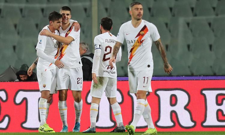 Coppa Italia: Pellegrini decisivo a Parma, ai quarti c'è Juve-Roma