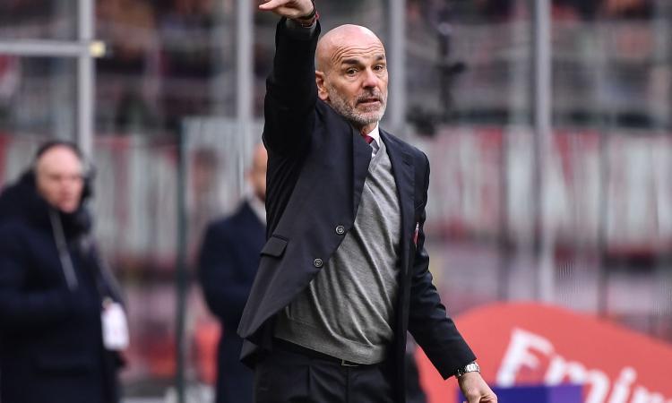 Milan, Pioli: 'Eriksen non mi preoccupa. Ibra? Vediamo l'allenamento. Sulle parole di Spalletti...'