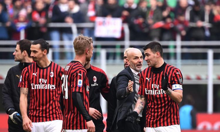 Pioli decisivo, il Milan vince senza i gol di Ibra e sogna una clamorosa rimonta in campionato