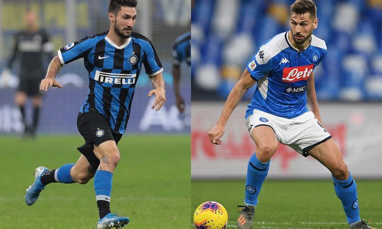 Politano-Llorente: Inter e Napoli hanno incontrato gli agenti, il punto