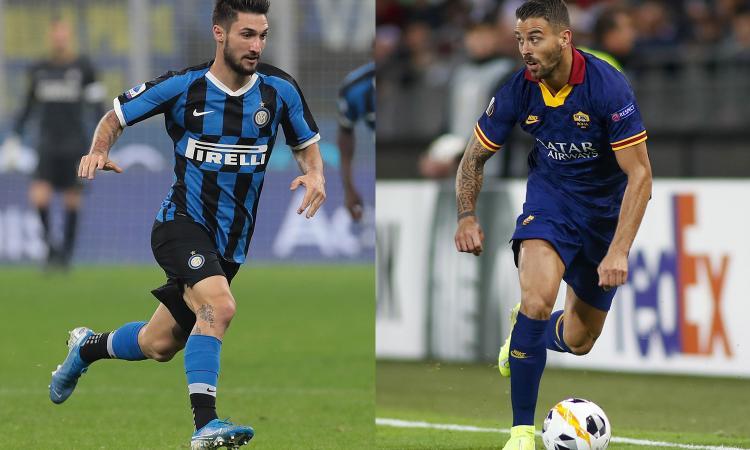 Roma-Inter, sì allo scambio Politano-Spinazzola! Tutte le cifre e i dettagli