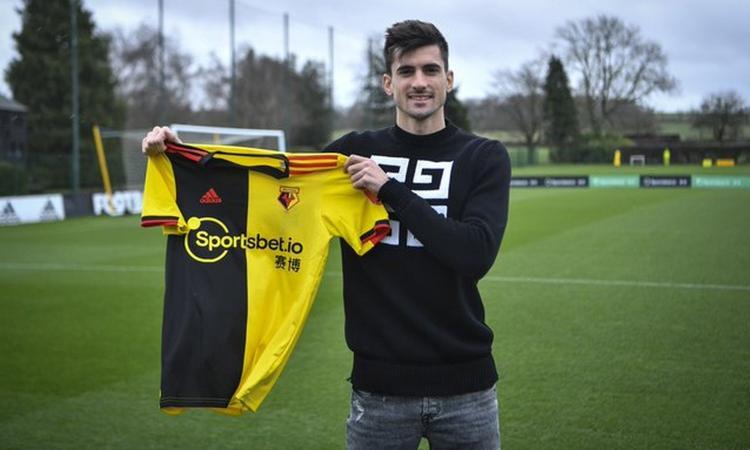 Udinese, UFFICIALE: ceduto Pussetto al Watford