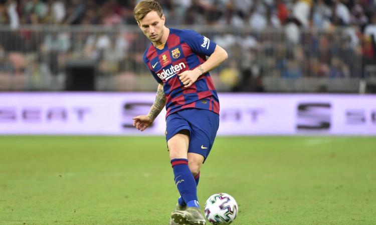 Dalla Spagna: Inter, Juve e Milan su Rakitic, lui preferisce...