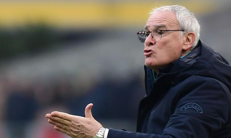 Sampdoria, Ranieri: 'Palla sempre avanti, un controllo e via. Così si batte il Verona'