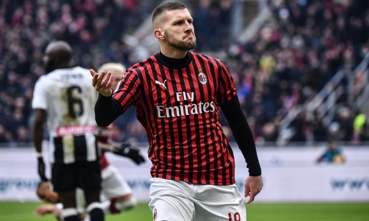 Milan, Rebic ha sete di vendetta