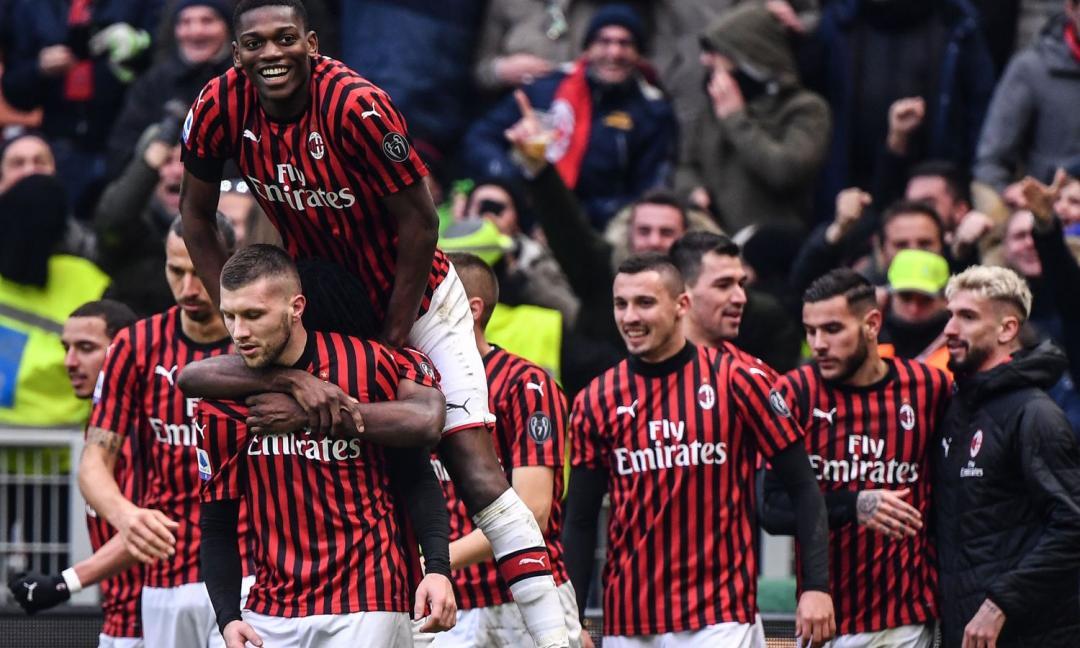 Il Milan dà la paga all'Udinese nella partita dell'assurdo