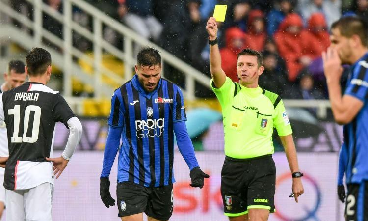 La Serie A è il campionato più cattivo d'Europa: mille gialli in un girone. E quanti rigori... altro che Premier!