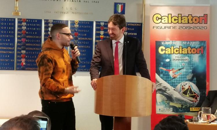 Rocco Hunt a CM: 'Immobile all'Europeo da titolare, segna grazie alle mie canzoni. Su Esposito...'