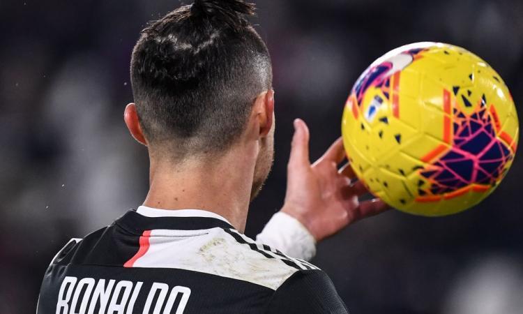 Juve, Cristiano Ronaldo eguaglia Trezeguet