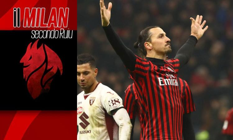 Milan, qualcosa nella testa di Ibrahimovic è cambiato