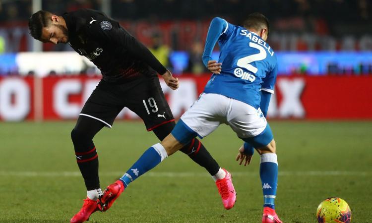 Brescia, UFFICIALE: ceduto Sabelli a titolo definitivo