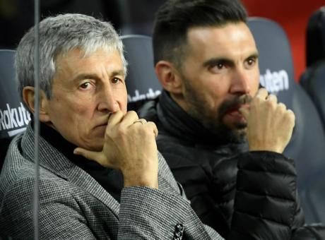 Con Setién in panchina il Barcellona ritorna squadra: un lampo di Messi piega il Granada con Vidal titolare