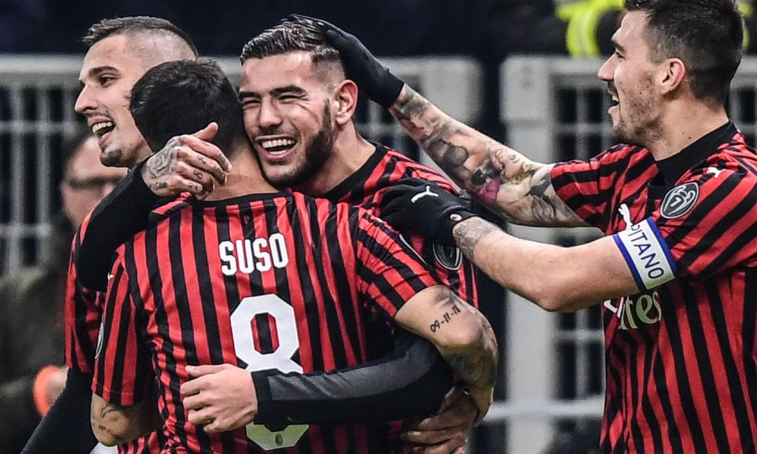 Milan, TV, sorrisi ed emozioni. Coppa Italia, coppa rinascita