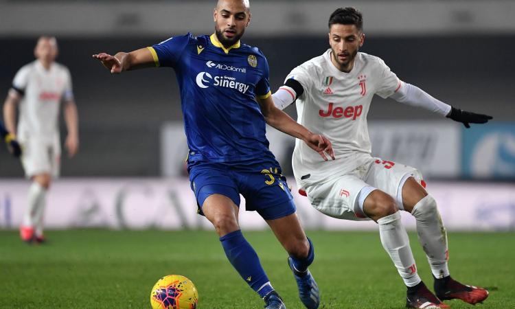 Amrabat: 'Vittoria meritata contro la Juve. Sul futuro alla Fiorentina...'