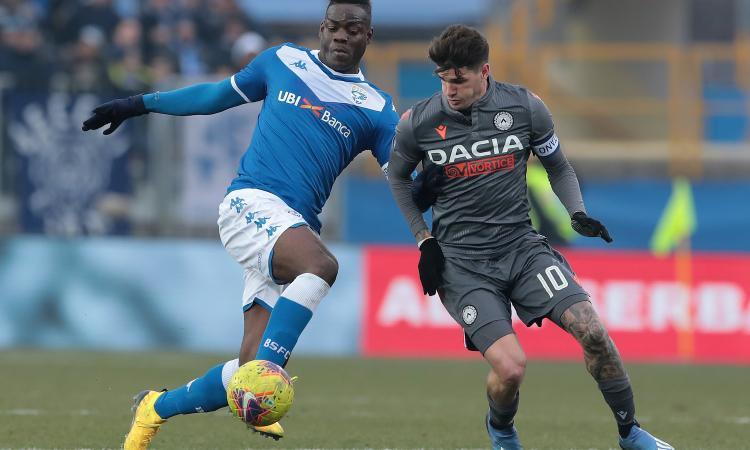 Serie A, continua la rincorsa del Napoli: il blitz a Brescia vale 1,55. Tra Balotelli e Mertens...