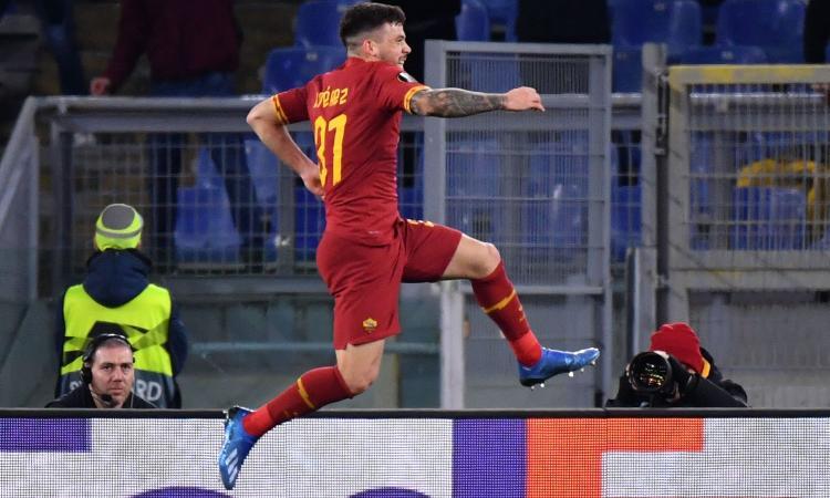 Roma-Gent 1-0: il tabellino