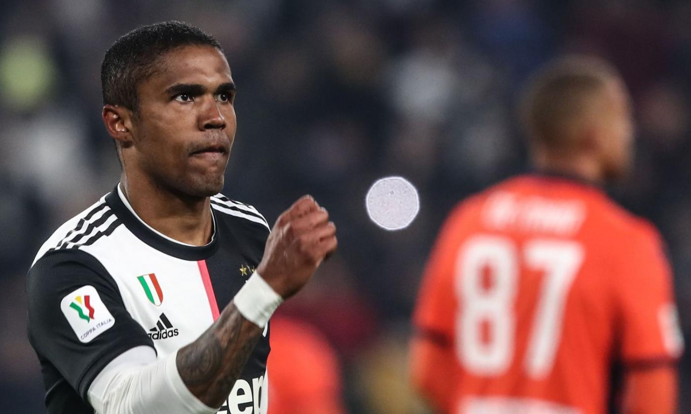 Douglas Costa Juventus consigli Fantacalcio