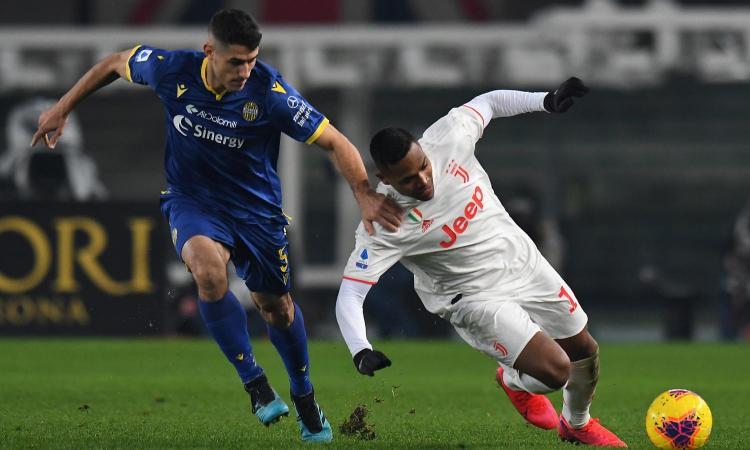 Lazio su due difensori del Verona aspettando Suarez