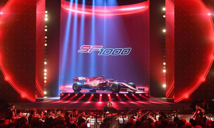 Ferrari SF1000, la nuova monoposto per Vettel e Leclerc in Formula 1 FOTO-VIDEO