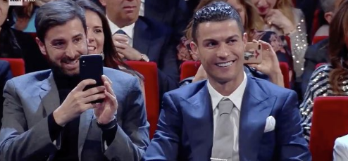 Sanremo, Ronaldo trascina lo share sempre più in alto. E spunta il retroscena sul ristorante