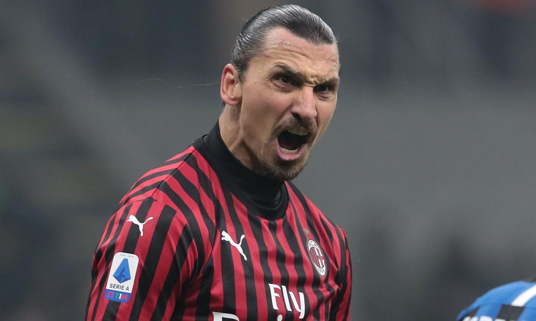 Il Milan ha solo Ibrahimovic, l'Inter ne ha 8!