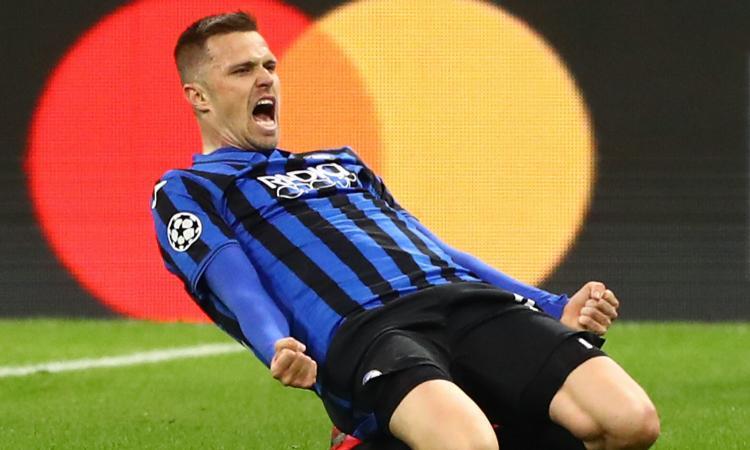 Champions, squadra della settimana: ci sono 4 giocatori dell'Atalanta