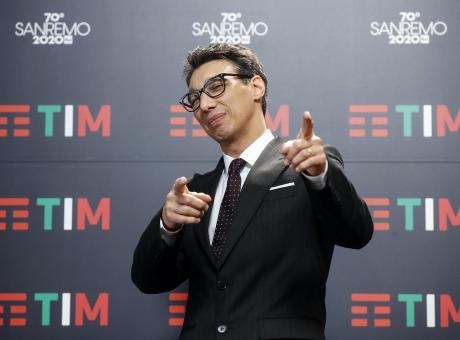 Sanremo, Jannacci a CM: 'Io, milanista da sempre. Il derby? Soffro a vederlo in tv'