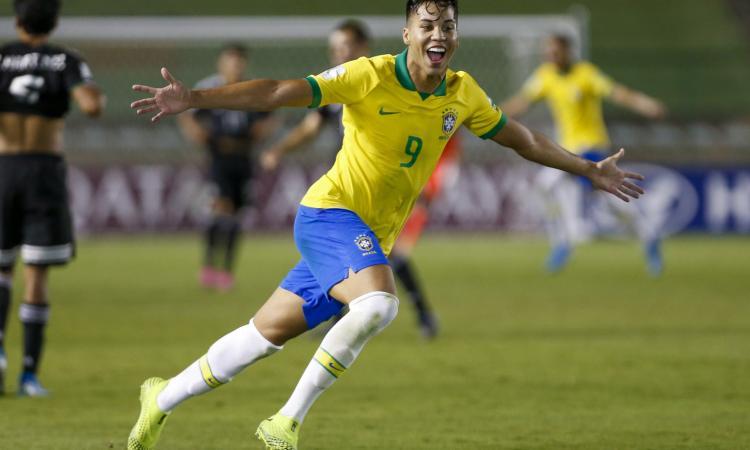 Anche la Juve su Kaio Jorge, la nuova stella del Santos vale già 50 milioni