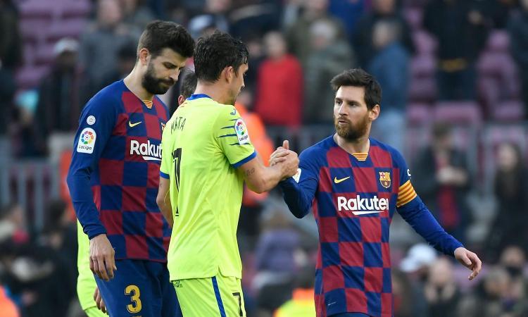 Napoli: Barcellona più cinico che bello, a brillare è solo Messi. E la difesa balla