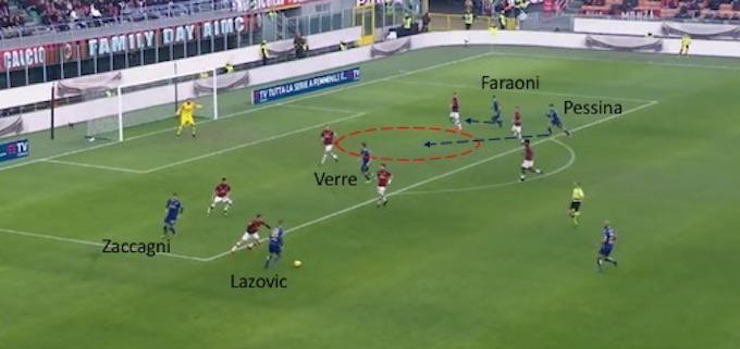 Pessina gioca in tre ruoli e vede la porta, ecco perché piace a Juve e Inter