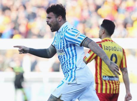 De Laurentiis pazzo di Petagna: 'segue' i suoi gol e lo aspetta nel nuovo Napoli